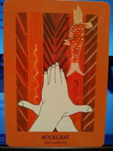 Matsayam Mudra / Mudra Cards